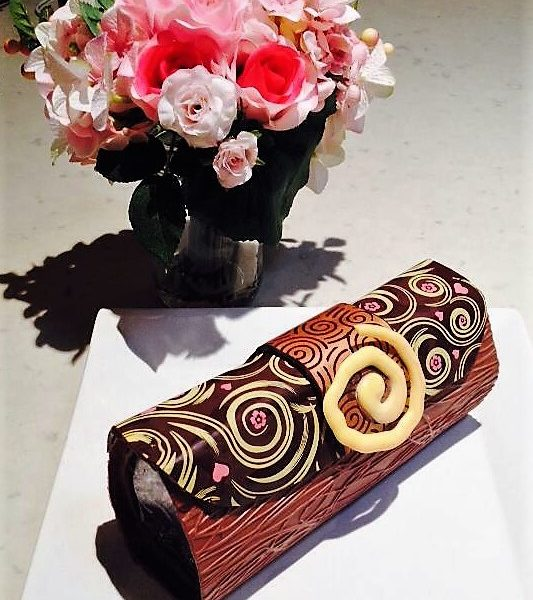 Milton Chocolate Clutch Bag