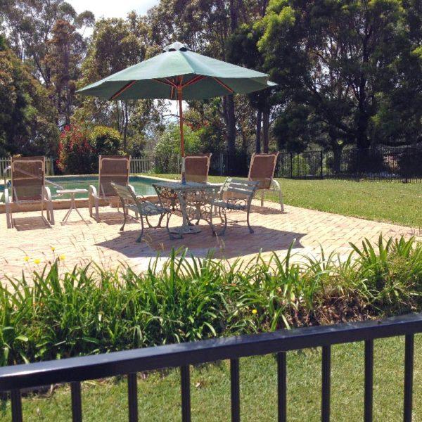 Cottage Milton pool